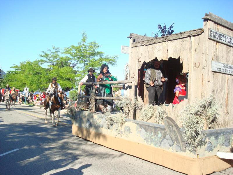 Watch Peachlands famous Canada Day Parade