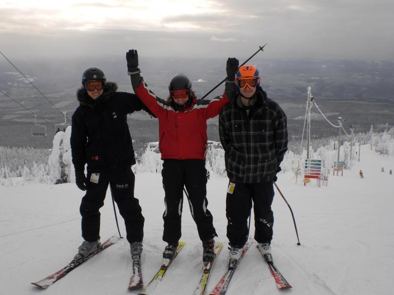 Enjoy a days skiing at one of our nearby ski resorts
