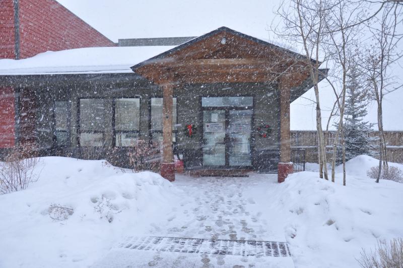 Club Meadowridge, included with Condo rental
