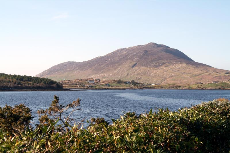 Ballinakil harbour