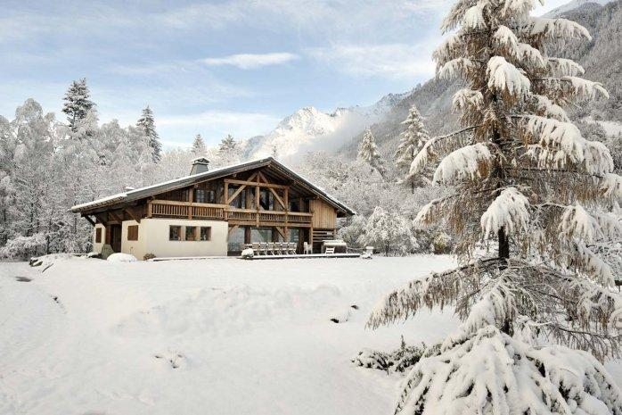 Chalet Valhalla, holiday rental in Chamonix