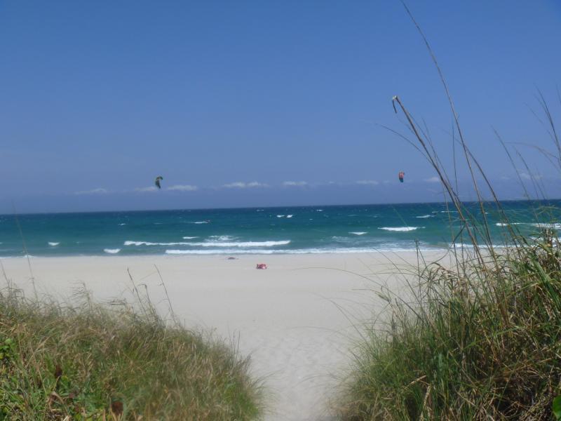 OUR PRIVATE GATED BEACH/OCEAN