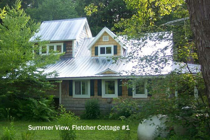Summer View Cottage äußeren