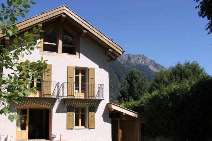 Chalet Tissourds, vacation rental in Chamonix