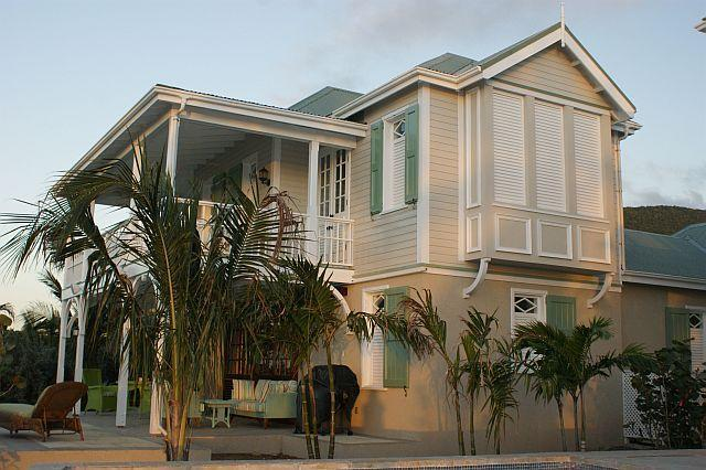 Traditional West Indian Architecture