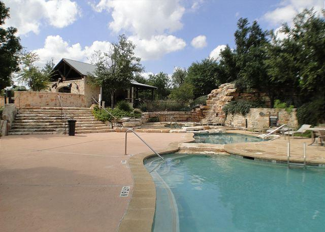 Enjoy the Resort Style Amenities at The Hollows on Lake Travis