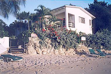 Visa condo #1 Palm Beach, Holetown St. James, västkusten, med lugna hav och ett skyddande rev
