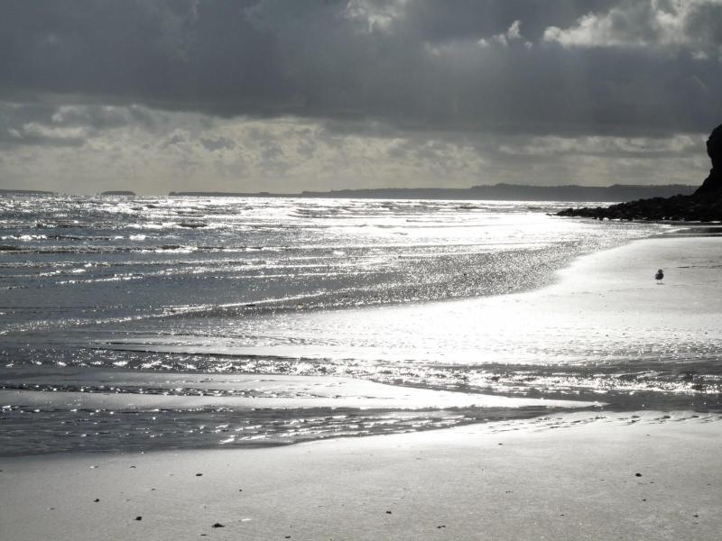 Dramatic Pendine Sands
