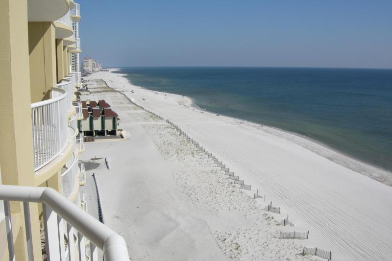 White Sand As Far As The Eye Can See!!!