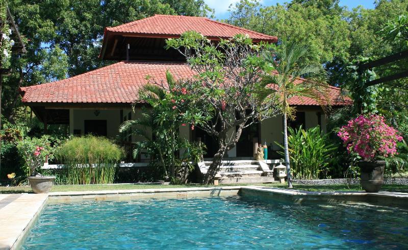 Villa Bukit Kaja Kauh.