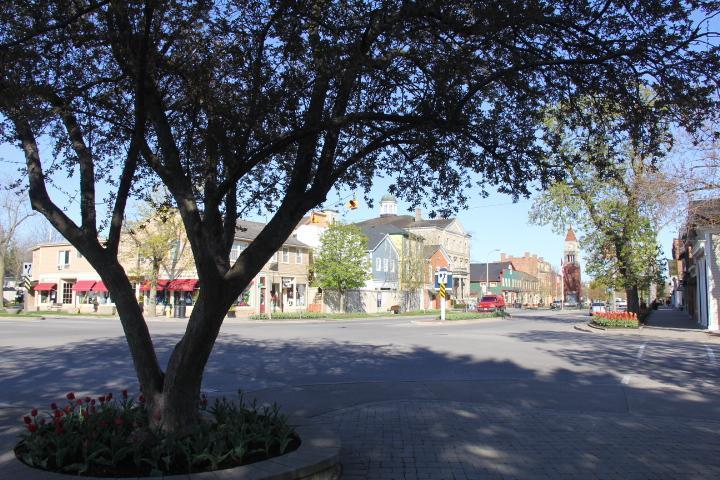 Centro de la ciudad - a una cuadra