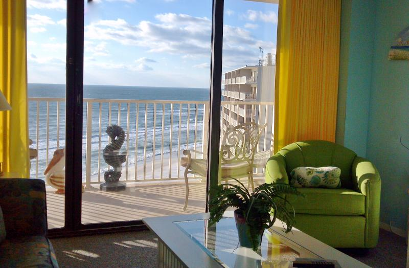 amazing views, contemporary tropical decor, Gulf Interlude at The Dunes, holiday rental in Panama City Beach