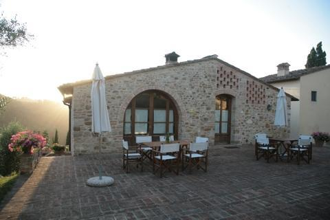 Casa di Giotto exterior