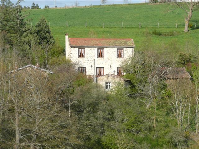 Rental The Barn Owl's Barn, Loire's Canyon, alquiler vacacional en Beauzac