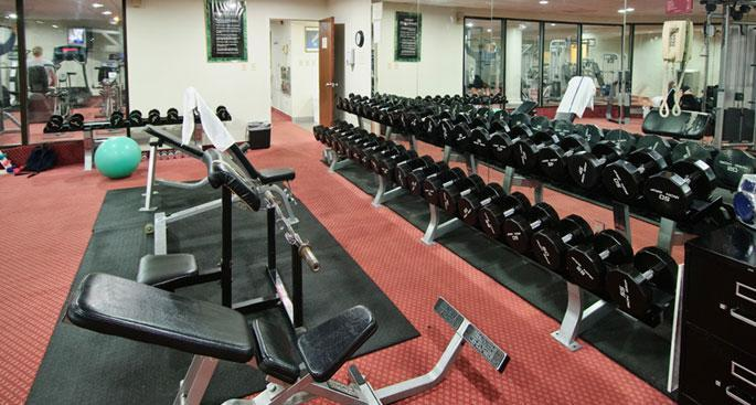 Country Club Fitness Center