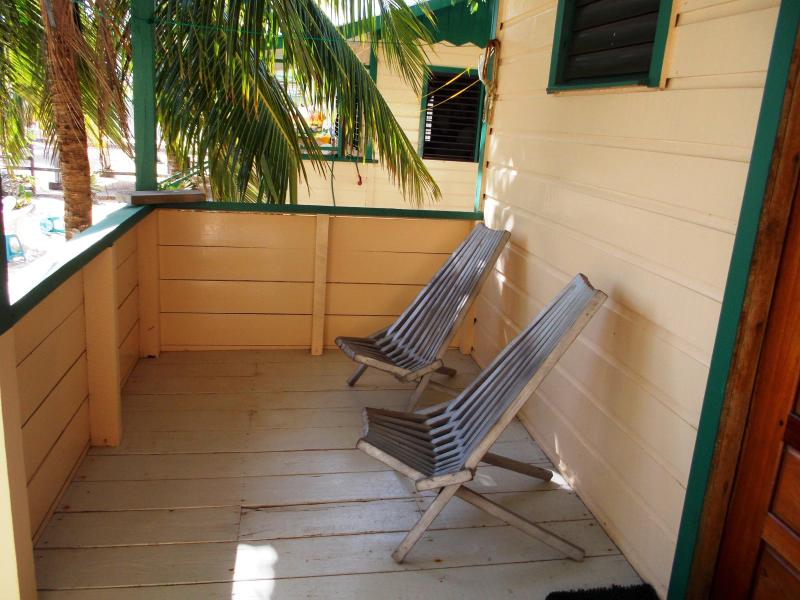 Front Porch - south