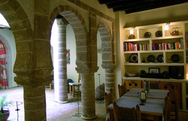comedor - biblioteca