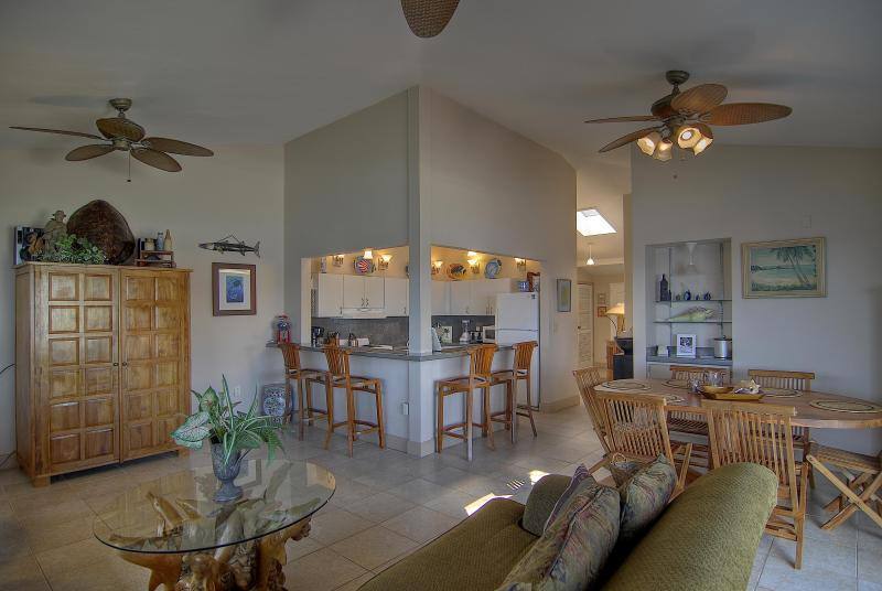 Great Room Looking at Kitchen