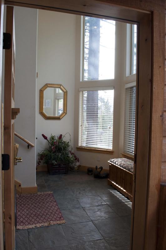 Main door leading to Foyer