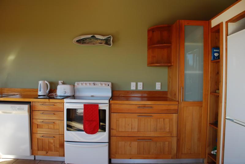 Zona de cocina totalmente equipada
