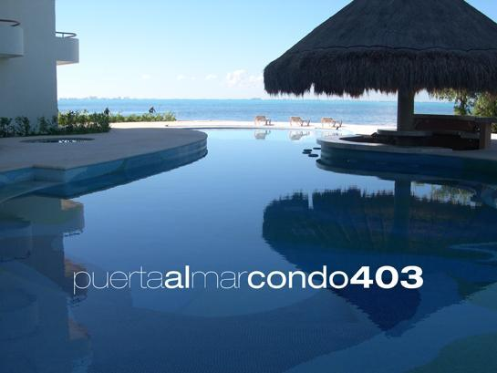 Relax... at this secluded Isla Mujeres paradise.