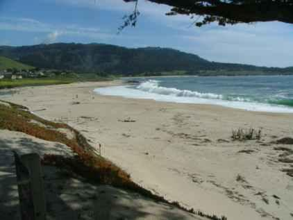 Carmel River Beach Nearby