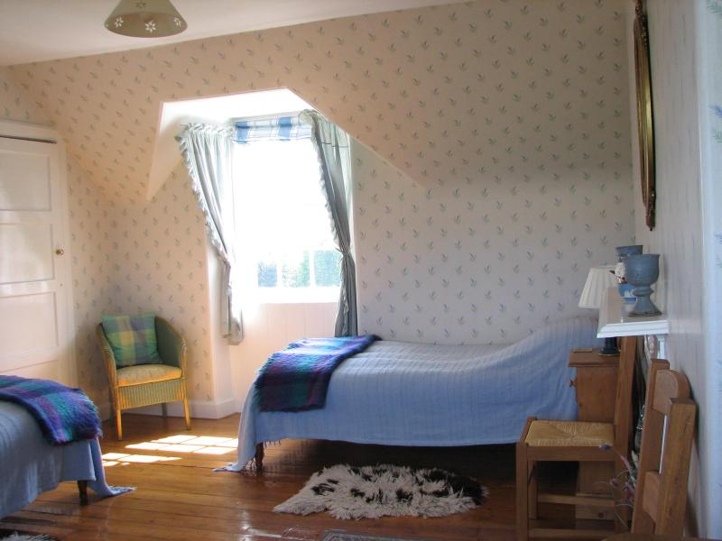 East Cottage twin bed room