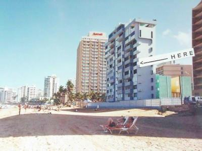 Oceanfront Condo next to Marriott Hotel Condado, holiday rental in San Juan