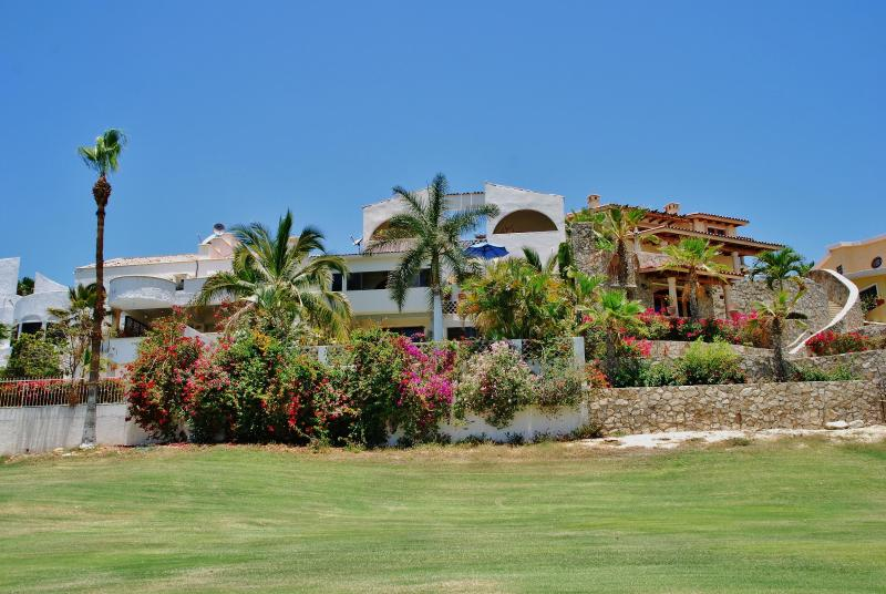 Hacienda de Cortez from the Golf Course