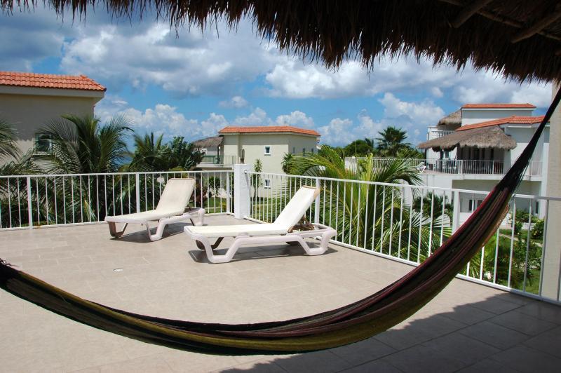 Terrace / Deck view
