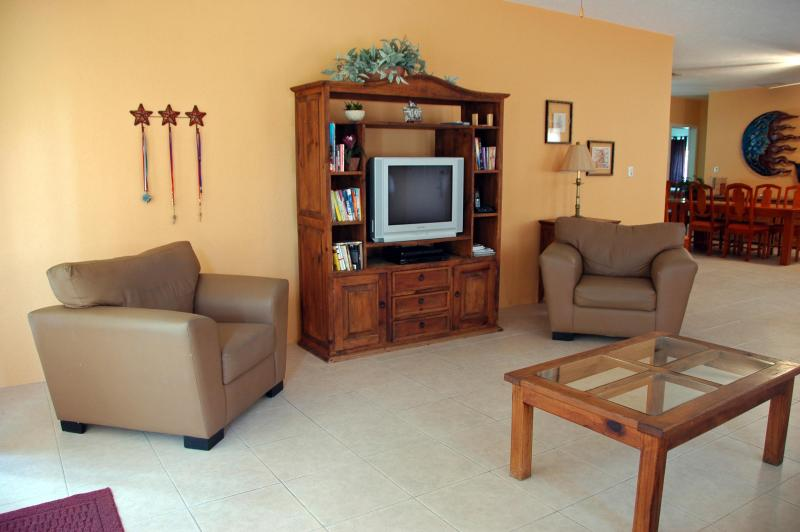 Living Room #1 - Ground Level - Include Sofa Bed