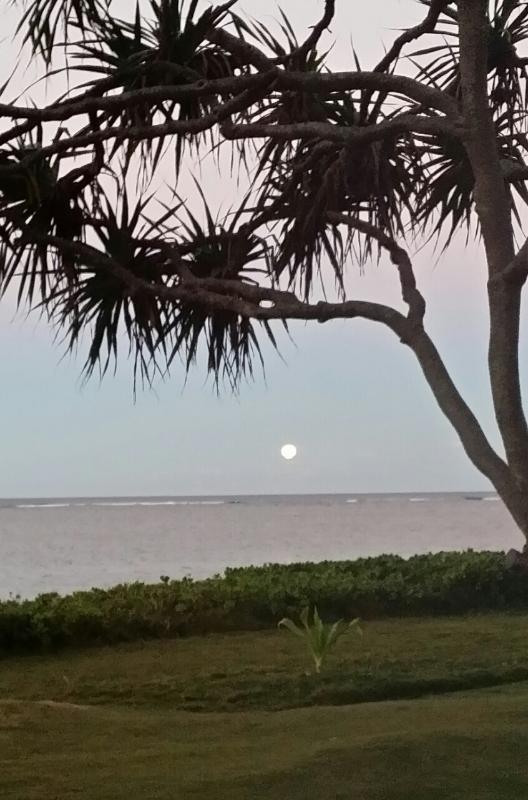 Punaluu Moonrise