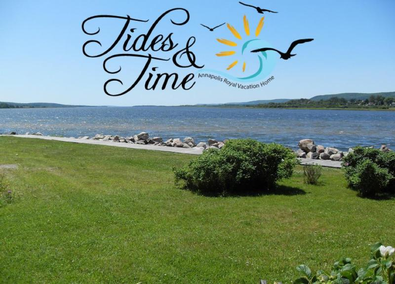 Tides and Time Vacation House, holiday rental in Annapolis Royal