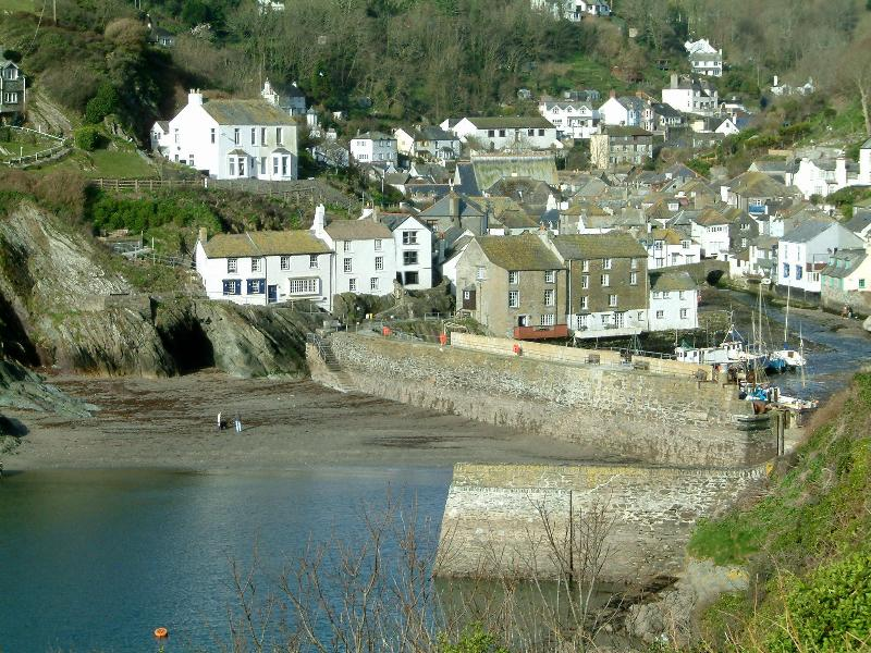 Polperro Village