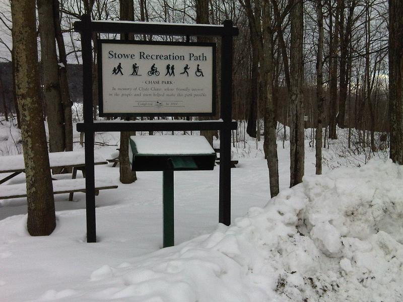 The famous Recreation Path is really close to enjoy in all seasons.