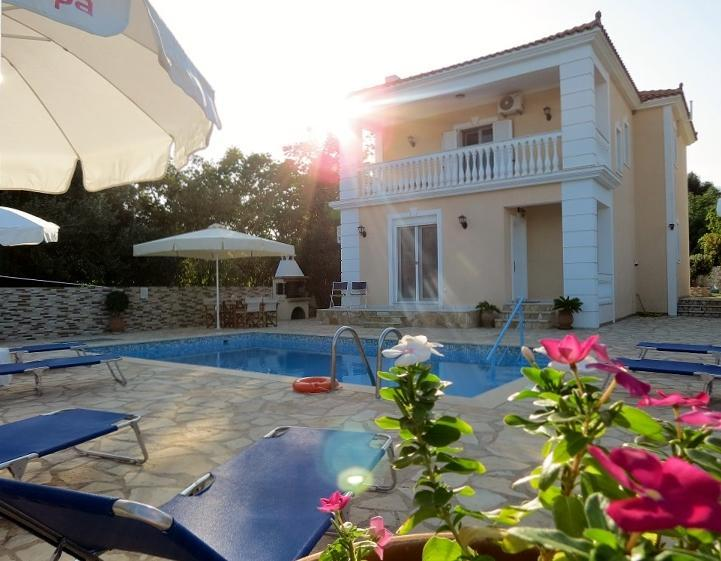 Villa Asterea - Kefalonia -Private Pool & Sea View, alquiler de vacaciones en Cefalonia