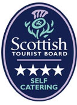Calificación de visita Escocia 4 estrellas