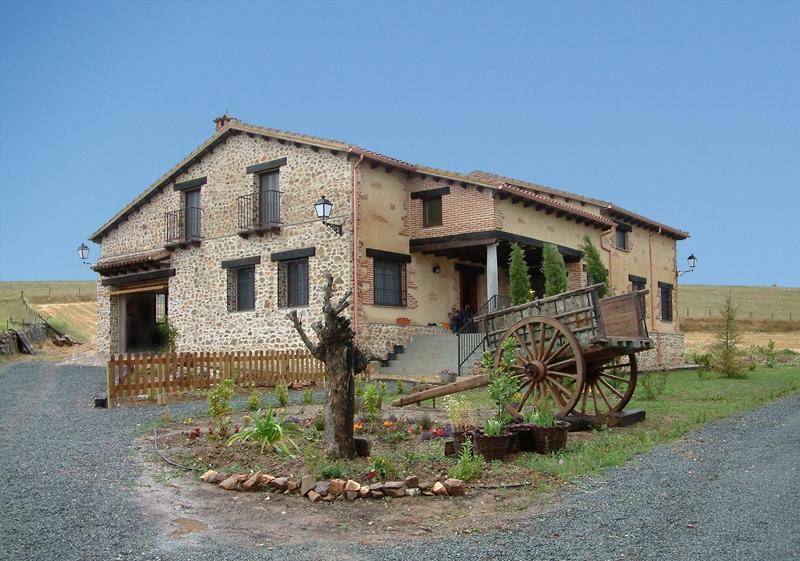 Ville rural El Cano, holiday rental in Galinduste
