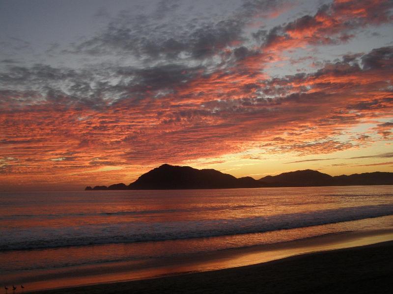 plus fantastiques couchers de soleil