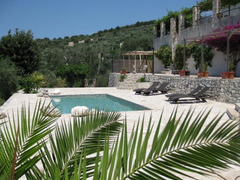 Tenuta Villa Oleandro - eine Ecke des Paradieses