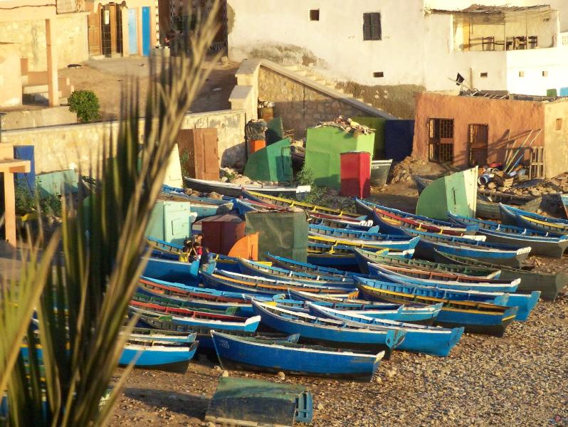 Taghazout Bay
