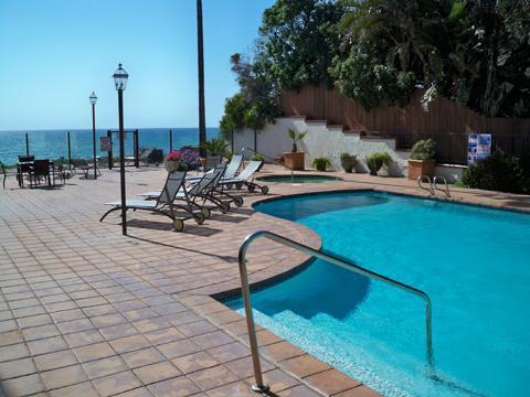 Pool Deck at Moonlight Beach Club