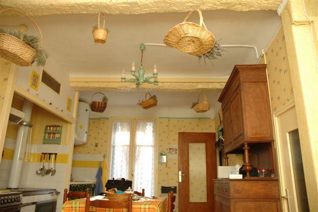 Ground floor- Kitchen / Living Area