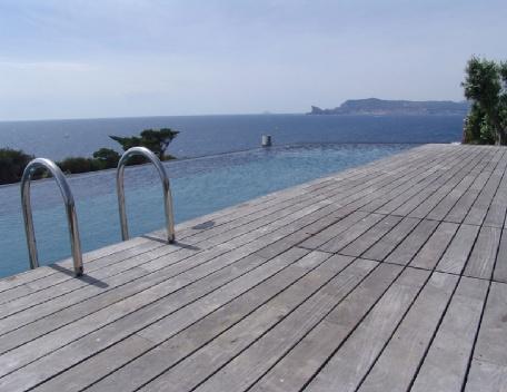Var Holiday Villa Rental with a Pool, Les Lecques, holiday rental in Les Lecques