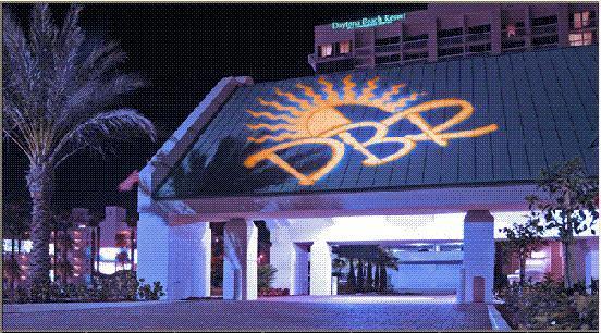 Resorts front entrance