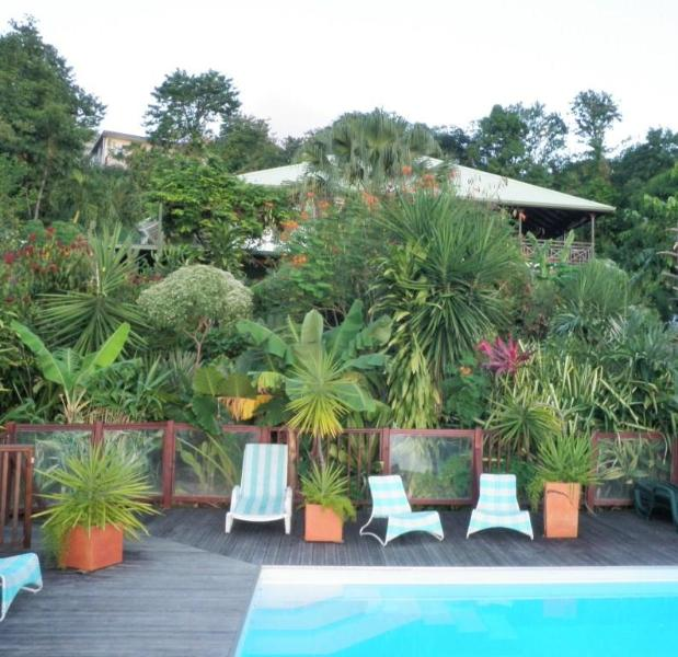 Domaine Lizardy, holiday rental in Pointe-Noire