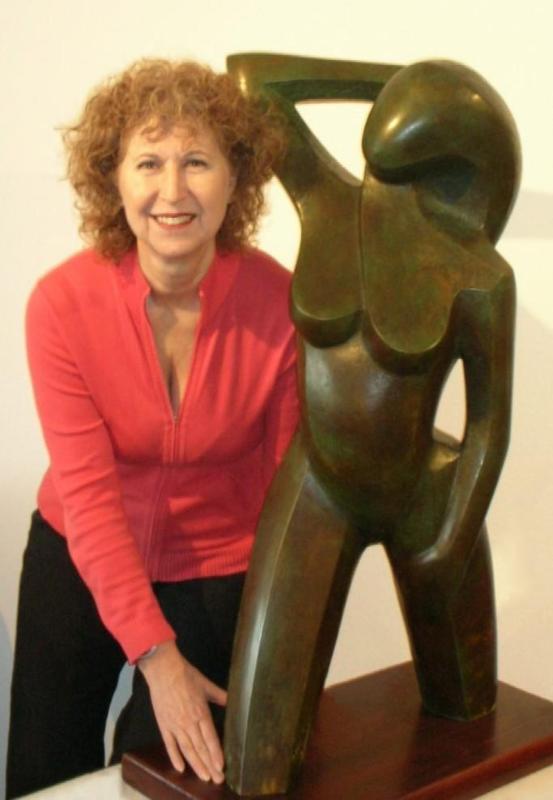 irit lev's sculpture