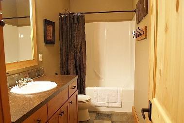 Toutes avec salle de bains belle Master.