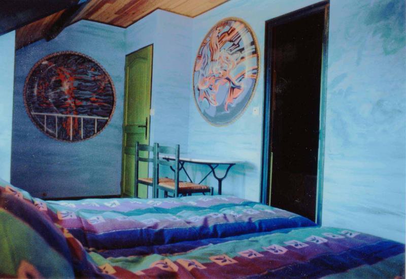 4 rooms till 12 persons near Tournus in burgundy, holiday rental in Saint-Martin-en-Bresse