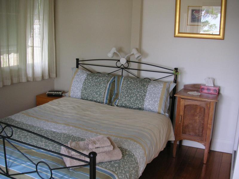 Dormitorio en cubierta